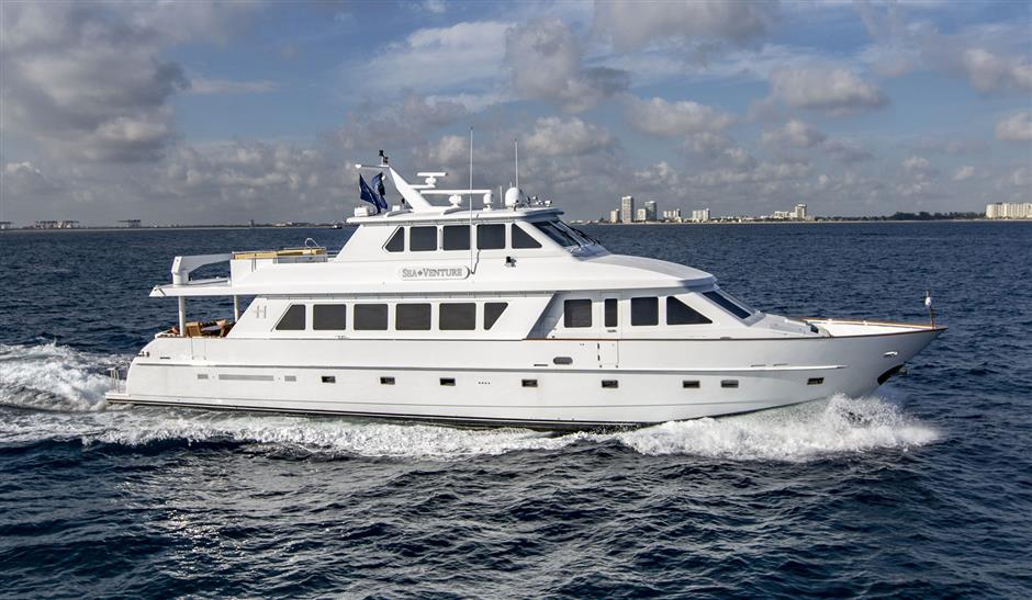 Atlantic Yacht has your Hargrave!