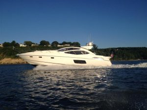 used 64' sunseeker yacht for sale in florida