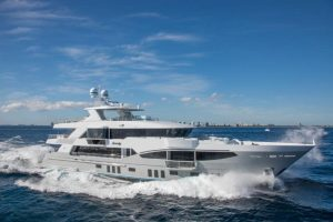 "133' iag thanksgiving yacht ""serenity"" partner owner deal"