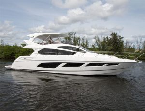 used 65' Sunseeker 2017 yacht sale florida