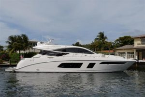 used sea ray l650 yacht sale florida