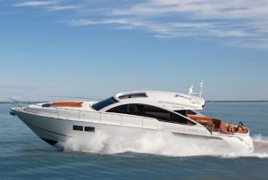 used 62' fairline 2013 yacht sale