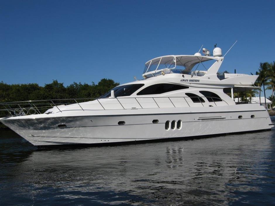 used grand harbour yacht sale florida