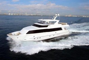used 101' hargrave yacht for sale in fort lauderdale florida