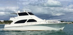 used 65' Ocean odyssey yacht for sale in Florida