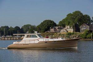 used 40' shannon boat sale florida