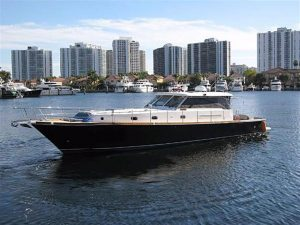 used 57' grand harbour yacht for sale