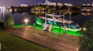 used 44' zeelander yacht for sale florida
