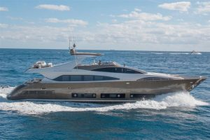 used 92' riva duchessa yacht for sale in florida usa