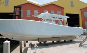 used 42' yellowfin boat for sale in flordia