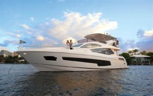 2017 Palm Beach Boat Show Sunseeker yacht for sale