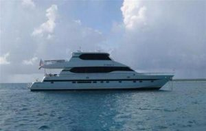 used 82' Monte fino yacht for sale in florida