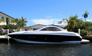 used 48' sunseeker portofino yacht for sale in florida