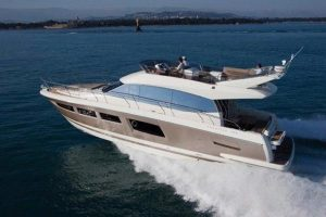 used 50' prestige 2014 yacht sale