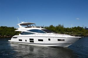2017 65' pearl yacht sale florida usa