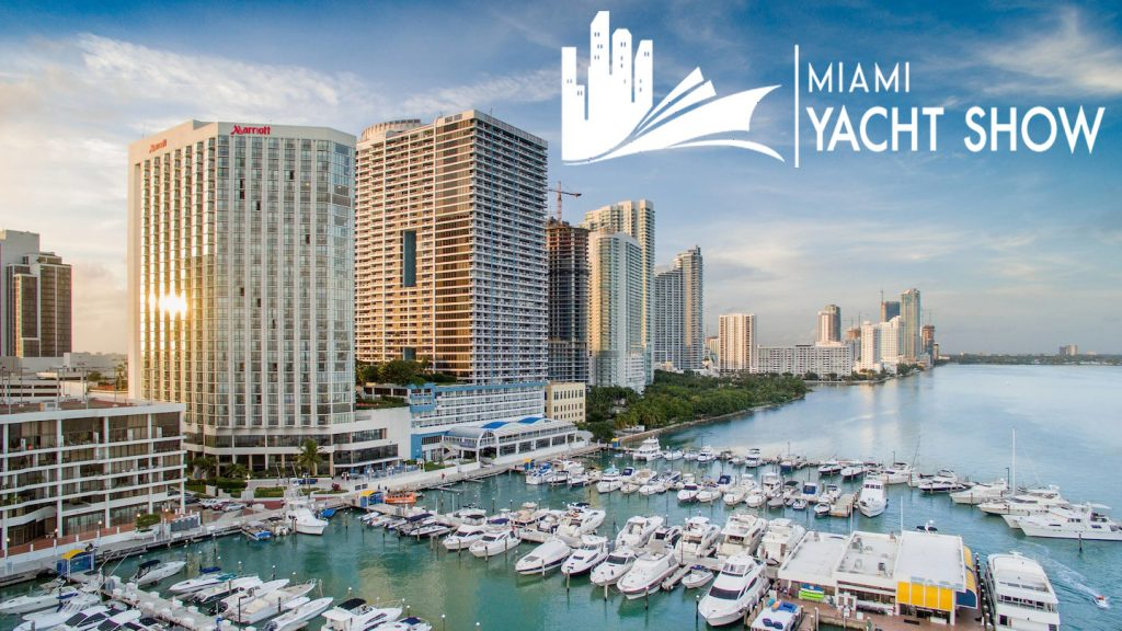 Miami Yacht Show 2019 information