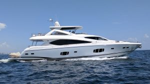 used 88' sunseeker
